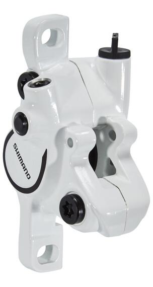 Shimano MTB BR-M365 Bremssattel VR/HR hydraulisch Weiß